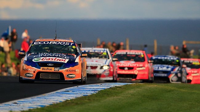 V8 Supercars – Event Parking